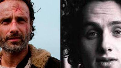 Los actores de 'The Walking Dead' cuando eran jóvenes