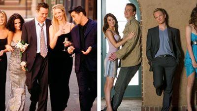 25 similitudes entre 'Friends' y 'Cómo conocí a vuestra madre'