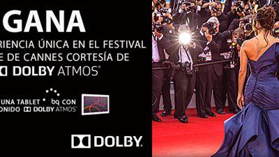 Términos y condiciones generales para el concurso Dolby en línea