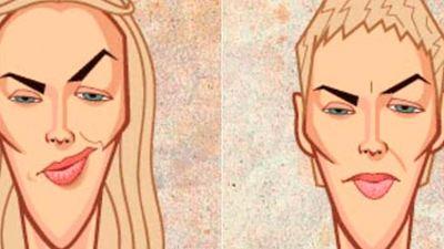 'Juego de tronos': Mira el cambio de los protagonistas de la serie con estas ilustraciones