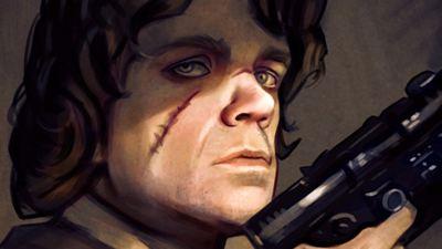 Sorprendente 'fan-art' que traslada a los personajes de 'Juego de tronos' al universo de 'Star Wars'