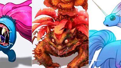 'Pokémon': Estos artistas crean increíbles dibujos de criaturas fusionadas