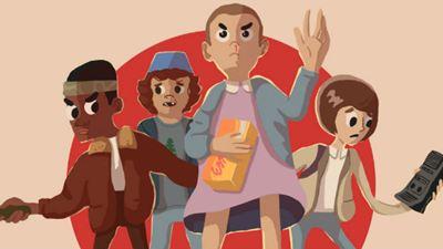 'Stranger Things': Mira estos impresionantes 'fan arts' de la serie de Netflix