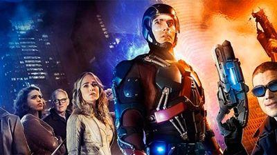 'Legends of Tomorrow': galería de imágenes de la segunda temporada... ¡Con Stephen Amell!