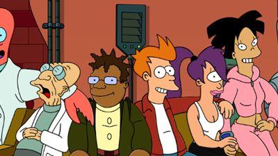 ¿Cómo sería el elenco de 'Futurama' en una versión con actores de carne y hueso?