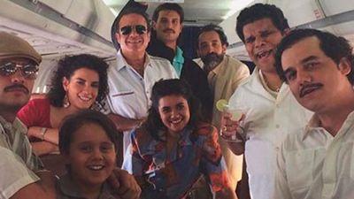 'Narcos': Así son los actores fuera de la serie