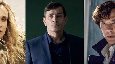 'Profesor T' y otros investigadores brillantes con desórdenes mentales en televisión