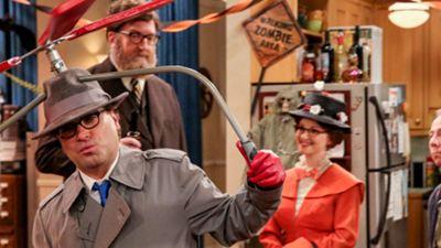 'The Big Bang Theory': Descubre a los protagonistas con sus disfraces para el episodio de Halloween de la última temporada