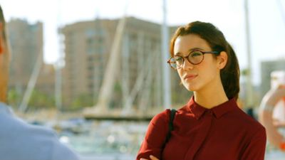María Pedraza ('Élite') protagoniza la nueva serie de Antena 3 'Toy Boy'