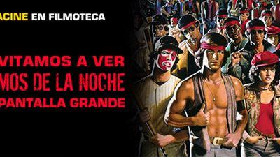 ¡TE INVITAMOS A VER 'LOS AMOS DE LA NOCHE' EN PANTALLA GRANDE EN LA FILMOTECA!