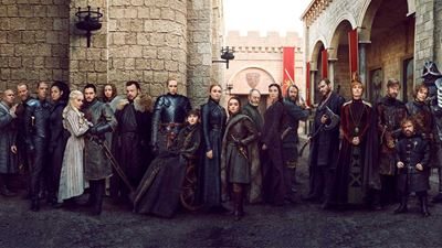 Los protagonistas de 'Juego de Tronos' aparecen en 16 portadas de revista para celebrar su final