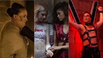 Antes de 'Euphoria': las 7 escenas de sexo más polémicas del mundo de las series
