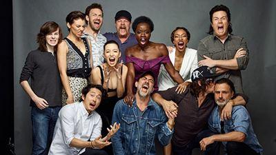 'The Walking Dead': Así han cambiado los actores desde que llegaron a la serie