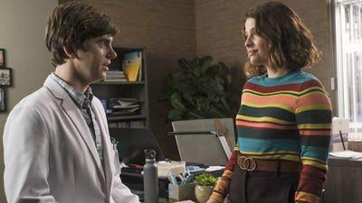'The Good Doctor': El ex de Lea, inmortalidad y sexo en la ducha en el 4x07
