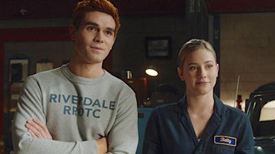 'Riverdale': Archie y Betty están juntos pero el triángulo amoroso con Verónica es real