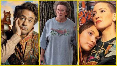 Glenn Close, Robert Downey Jr., 'Music' y '365 días' encabezan las nominaciones a los Razzie 2021