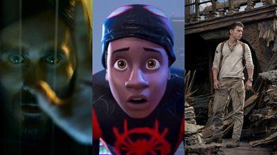 'Morbius', 'Spider-Man: Un nuevo universo 2' y 'Uncharted' se verán en Netflix