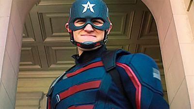 """Daniel Brühl de 'Falcon y el Soldado de Invierno': """"Creo que al final a la gente le caerá bien el nuevo Capitán América"""""""