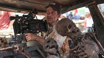 """""""No he tenido que pelear con Netflix"""". Zack Snyder promete que no hay otra versión de 'Ejército de los muertos'"""