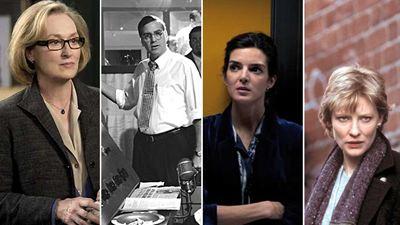 'Crónica de una tormenta' y otras 20 películas de periodistas imprescindibles