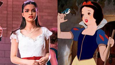 De 'West Side Story' con Steven Spielberg a princesa Disney: Rachel Zegler será Blancanieves