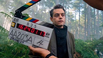 'Sin tiempo para morir': Daniel Craig besó a Rami Malek después de cada escena juntos