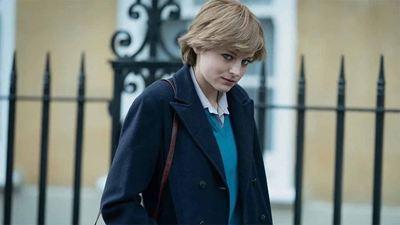 La estrella de 'The Crown' Emma Corrin cambia a Lady Di por un personaje radicalmente diferente en su nueva serie