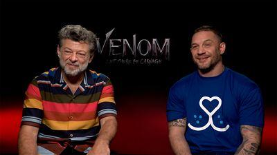 """Tom Hardy de 'Venom: Habrá Matanza': """"Me gustaría que Venom luchase contra todo el mundo, incluso con niños de un año"""""""