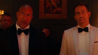 Toros, una pareja imposible y Gal Gadot como villana. Tráiler de 'Alerta roja', la película de acción con Dwayne Johnson y Ryan Reynolds