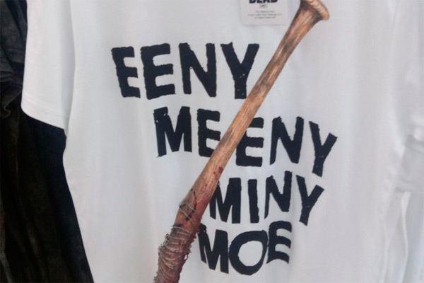The Walking Dead: Camiseta de Primark