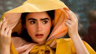 'Blancanieves (Mirror, mirror)': Lily Collins pensó que le tomaban el pelo
