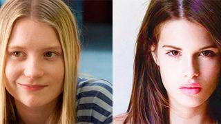 'Los juegos del hambre 2: En llamas': Mia Wasikowska y Zoe Aggeliki pujan para ser Johanna Mason