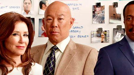 'Major Crimes', renovada en TNT por una 2ªT