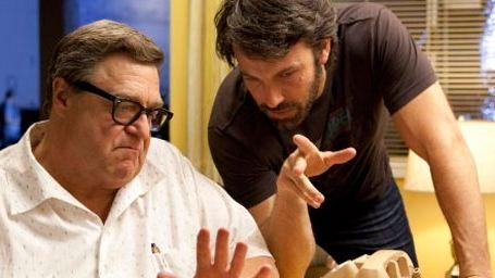 'Argo': John Goodman elogia a Ben Affleck