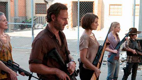 'The Walking Dead': 'spoilers' de la recta final de la tercera temporada