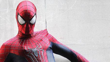 'The Amazing Spider-Man 2': Nuevas fotos del Hombre Araña