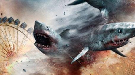 'Sharknado': el fenómeno televisivo llegará a España en septiembre
