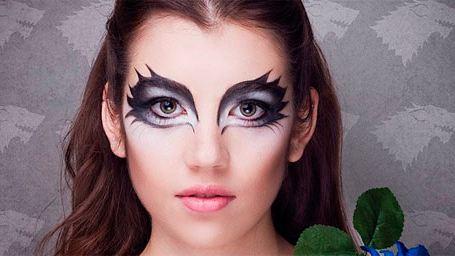 Espectacular maquillaje inspirado en 'Juego de tronos'
