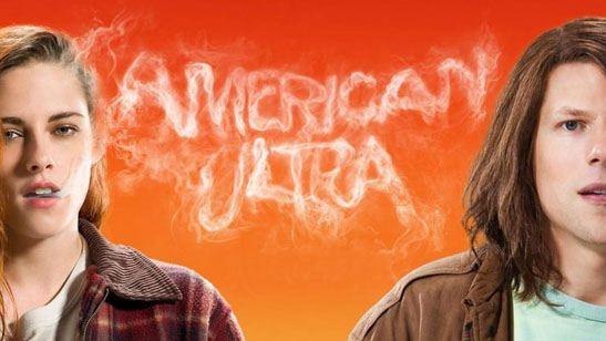 'American Ultra': Nuevo y emocionante tráiler con Jesse Eisenberg y Kristen Stewart