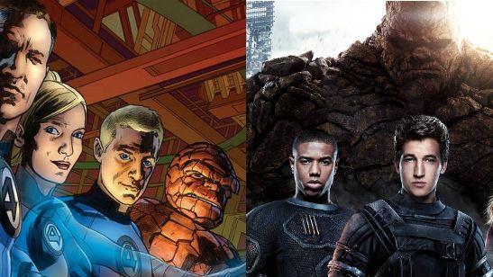 'Cuatro Fantásticos': ¿Por qué la Primera Familia de Marvel no lleva su característico traje azul en la película?