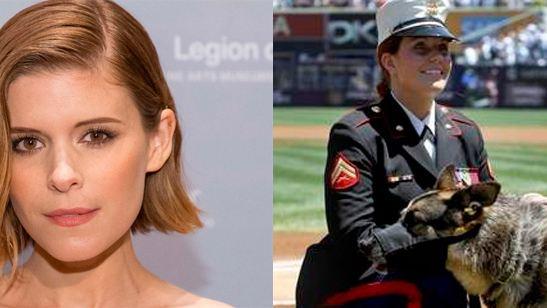 Kate Mara de 'Cuatro Fantásticos' interpretará a una heroína de guerra en el biopic de Megan Leavey