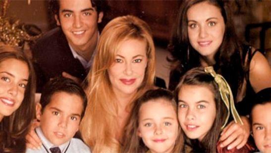 'Ana y los siete': Así han cambiado los protagonistas de la mítica serie de TVE