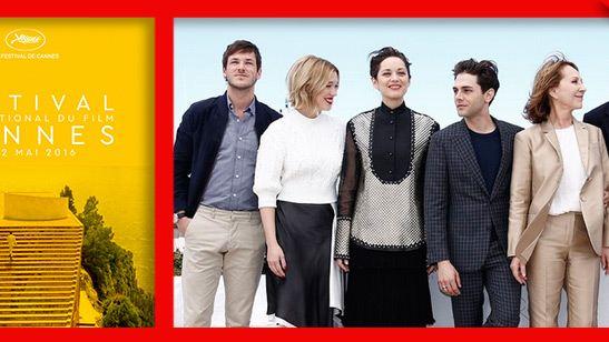 Cannes 2016: Léa Seydoux y Marion Cotillard se pasan a la telenovela venezolana por obra y gracia de Xavier Dolan