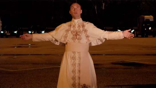 'The Young Pope': Primer tráiler de la miniserie protagonizada por Jude Law y dirigida por Paolo Sorrentino