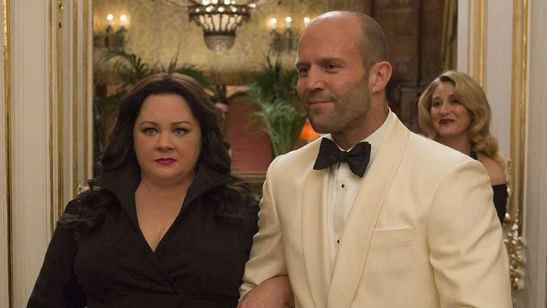 'Espías 2': Jason Statham volverá a interpretar a Rick Ford