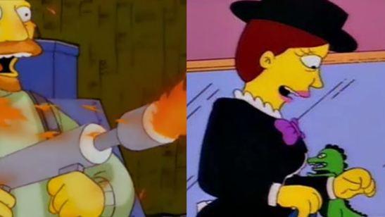 Los 15 mejores personajes episódicos de 'Los Simpson', de peor a mejor