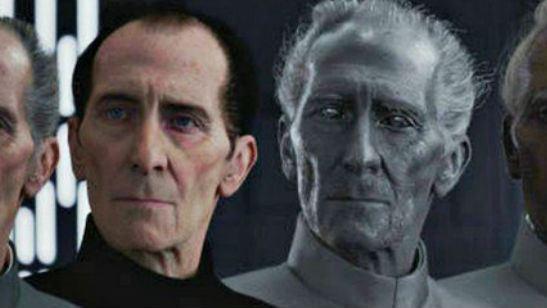 'Rogue One: Una historia de Star Wars' tenía un plan alternativo en caso de que la aparición de Tarkin no funcionase