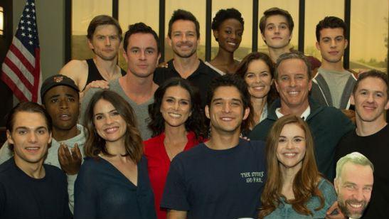 'Teen Wolf': los actores celebran el episodio 100 y el final de la serie