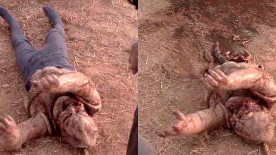 'The Walking Dead': Imágenes que demuestran el poder de los efectos especiales en la serie