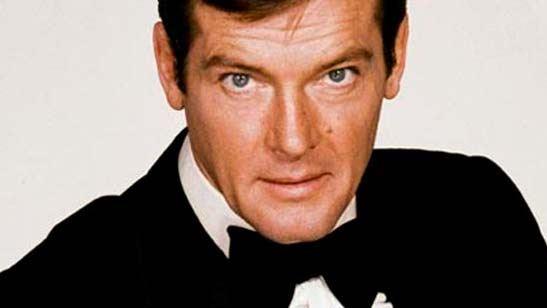 Recordamos todas las películas de Roger Moore como James Bond